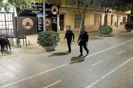 Mehr Polizeikontrollen von Touristen und Einheimischen auf Mallorca