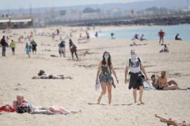 Regionalregierung will Sonnenbad ohne Maske an Mallorca-Stränden verteidigen