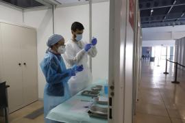 Rekord-Charge mit Impfdosen auf Mallorca erwartet