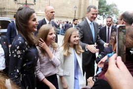 Königsfamilie nimmt nicht an Ostermesse auf Mallorca teil
