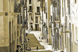 Früher wohnten in Puig de Sant Pere vor allem Fischer und ihre Familien, die in engen Gebäuden lebten.