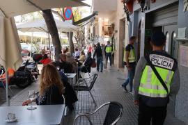 270 Vergehen wegen Nichteinhaltung von Corona-Regeln auf Mallorca