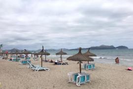 Strandvermietungen bekommen Rabatt von 50 Prozent auf Mallorca