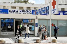 Privatkliniken auf Mallorca zählen rund 100 Corona-Tests am Tag