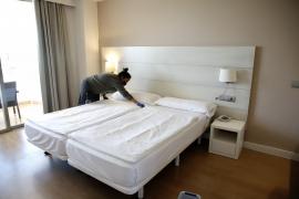 13 Prozent der Hotels auf Mallorca waren über Ostern geöffnet