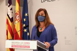 Mallorca-Ministerpräsidentin will trotz Ende des Alarmzustandes am 9. Mai keine schnellen Lockerungen