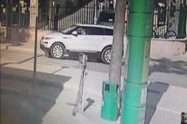 Fußamputierter Motorradfahrer: Polizei sucht auf Mallorca blonde Fahrerin von Luxusauto