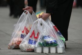 Behörden auf Mallorca gehen verstärkt gegen Plastiktüten im Handel vor
