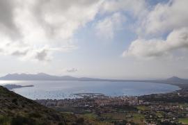 Sonnig-mildes Intermezzo vor der nächsten Schmuddelfront auf Mallorca