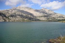 Wasserreserven auf Mallorca liegen im März bei 57 Prozent