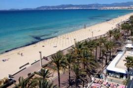 Palma de Mallorca stockt Polizeiaufgebot ab Mai an der Playa deutlich auf