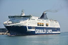 Italien-Reederei Grimaldi-Lines kauft Fähren auf Mallorca