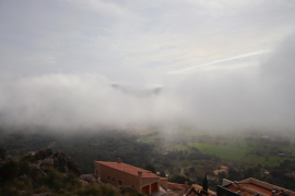 Mallorca wird ein graues und feuchtes Wochenende erleben