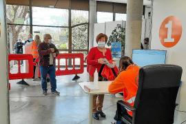 Impftempo auf Mallorca deutlich langsamer