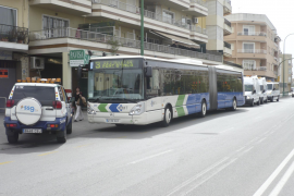 23 neue Busse: Palmas Flotte ist komplett