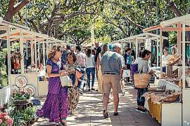 Bauernmarkt in Puerto Portals auf Mallorca verschoben