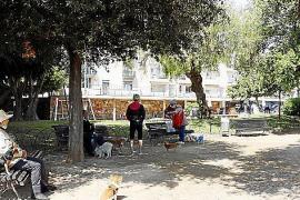 Erholung im Quarantäne-Park auf Mallorca