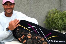 Nadal ist stolz auf Kreativität seiner Stiftungskinder