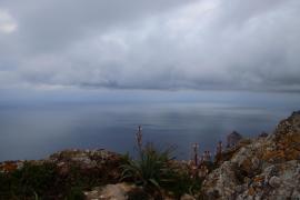 Das Wochenende auf Mallorca wird teilweise schmuddelig