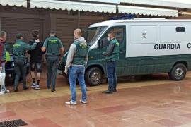 Nach Überfall auf Deutschen: Italienische Rolex-Räuber auf Mallorca gefasst