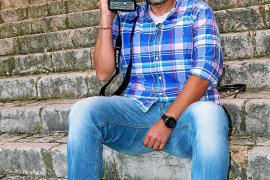Der Deutsche, der auf Mallorca als Sportfotograf erfolgreich ist