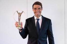 Vierter Sport-Oscar für Rafael Nadal
