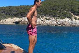 Rafael Nadal legt vor Rom Sonnenpause auf Mallorca ein