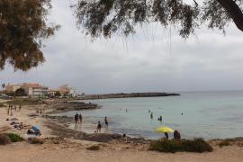 Nach dem Hitzeschub kommt auf Mallorca die kühle Dusche