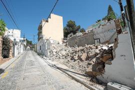 Geschichtlich wertvolle Gebäude im Viertel el Terreno in Palma de Mallorca abgerissen