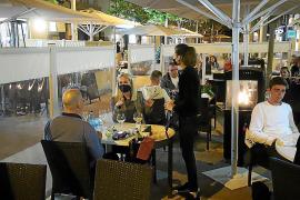 Restaurants und Bars auf Mallorca öffnen wieder abends am Wochenende