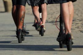 Polizei in Palma geht strenger denn je gegen E-Scooterfahrer vor