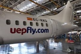 Uepfly.com verbindet ab Juni Mallorca und Nachbarinseln