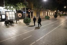 Nächtliche Ausgangssperre: Mallorca innerhalb von Spanien relativ isoliert