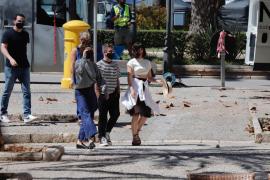Hollywood-Star Ana de Armas dreht Werbespot in Palma de Mallorca