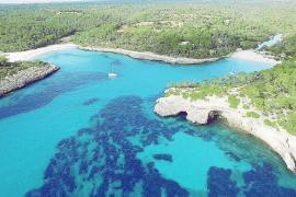 """Santanyí hat die meisten """"Blauen Flaggen"""" auf Mallorca"""