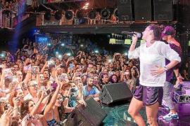 Diskothek Tito's macht in Magaluf wieder auf