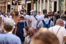 Maskenpflicht könnte auch auf Mallorca gelockert werden