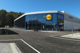 Jetzt bekommt auch Can Picafort einen Lidl-Supermarkt