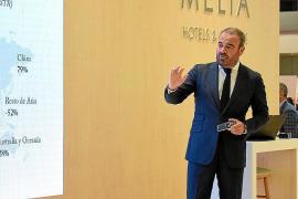 Hotelkette Meliá verzeichnet Buchungs-Boom auf Mallorca