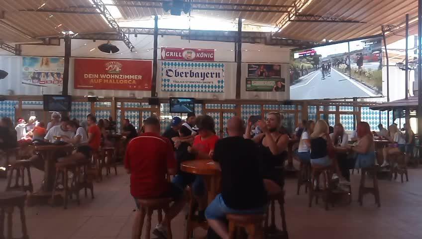 So verlief die Eröffnung des Bierkönigs an der Playa de Palma