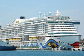 "Deutsches Kreuzfahrtschiff ""Aida Perla"" steuert ab Juli Mallorca an"