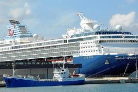 Balearen fordern sofortige Genehmigung für Kreuzfahrtschiffe