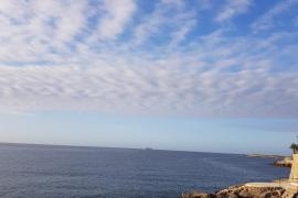 Nach dem Regensonntag hellt es sich auf Mallorca wieder auf