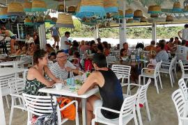 Kult-Chiringuitos an der Playa de Muro in akuter Gefahr
