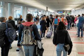 Großer Andrang am Flughafen von Mallorca erwartet