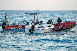 59 Migranten in vier Holzbooten auf Mallorca eingetroffen