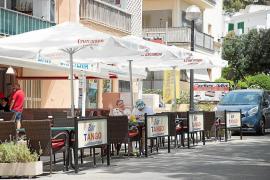 Viele Gastronomiebetriebe auf Mallorca wollen Außenterrassen erweitern