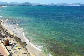 Mann ertrinkt am Strand von Can Picafort