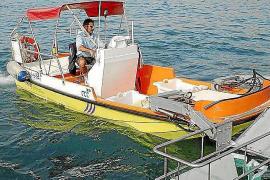 22 Müllboote sammeln wieder Plastik an den Küsten der Balearen-Inseln