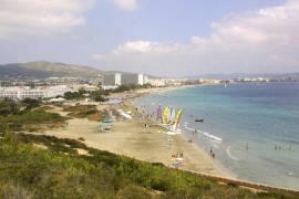 Paar stirbt nach Sturz von Balkon auf Ibiza